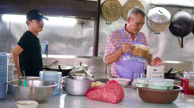 Street Food Bangkok, Thailand: Soei